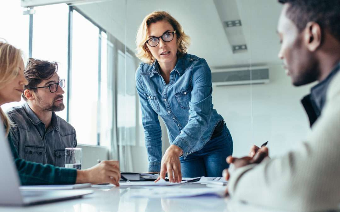 10 Ways Businesses Can Take the Lead